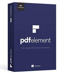 Wondershare Pdfelement 6 Professional Key