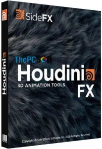 SideFX Houdini FX 18.0.348 x64 Crack Free Download