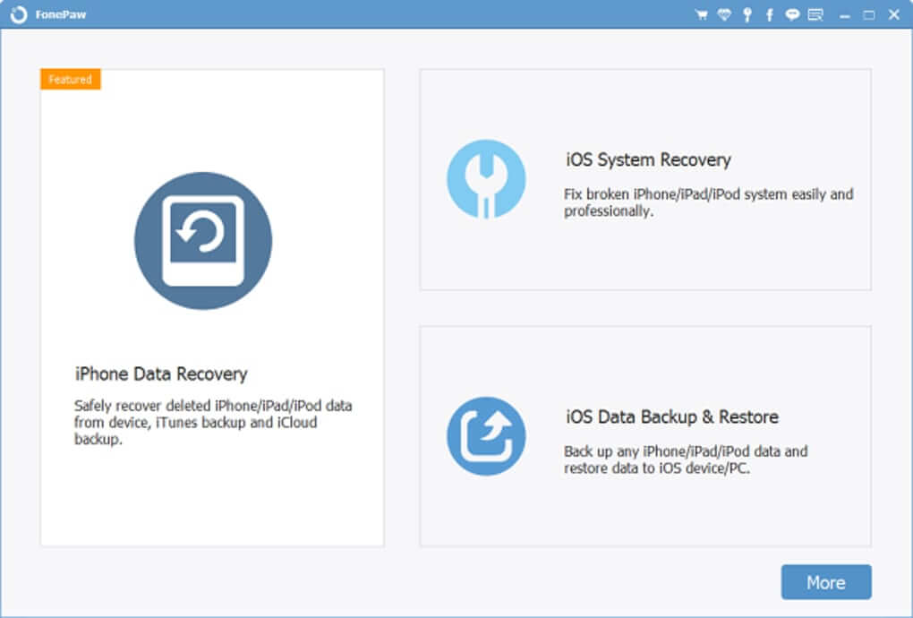 FonePaw iPhone Data Recovery License Number
