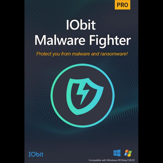 IObit Malware Fighter Pro Crack+Key Free Download