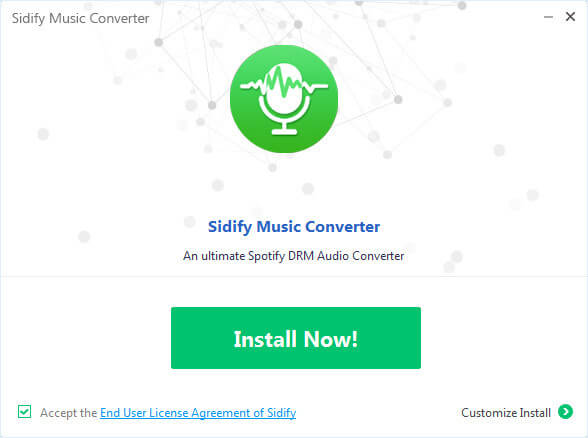 Sidify Spotify Music Converter Patch