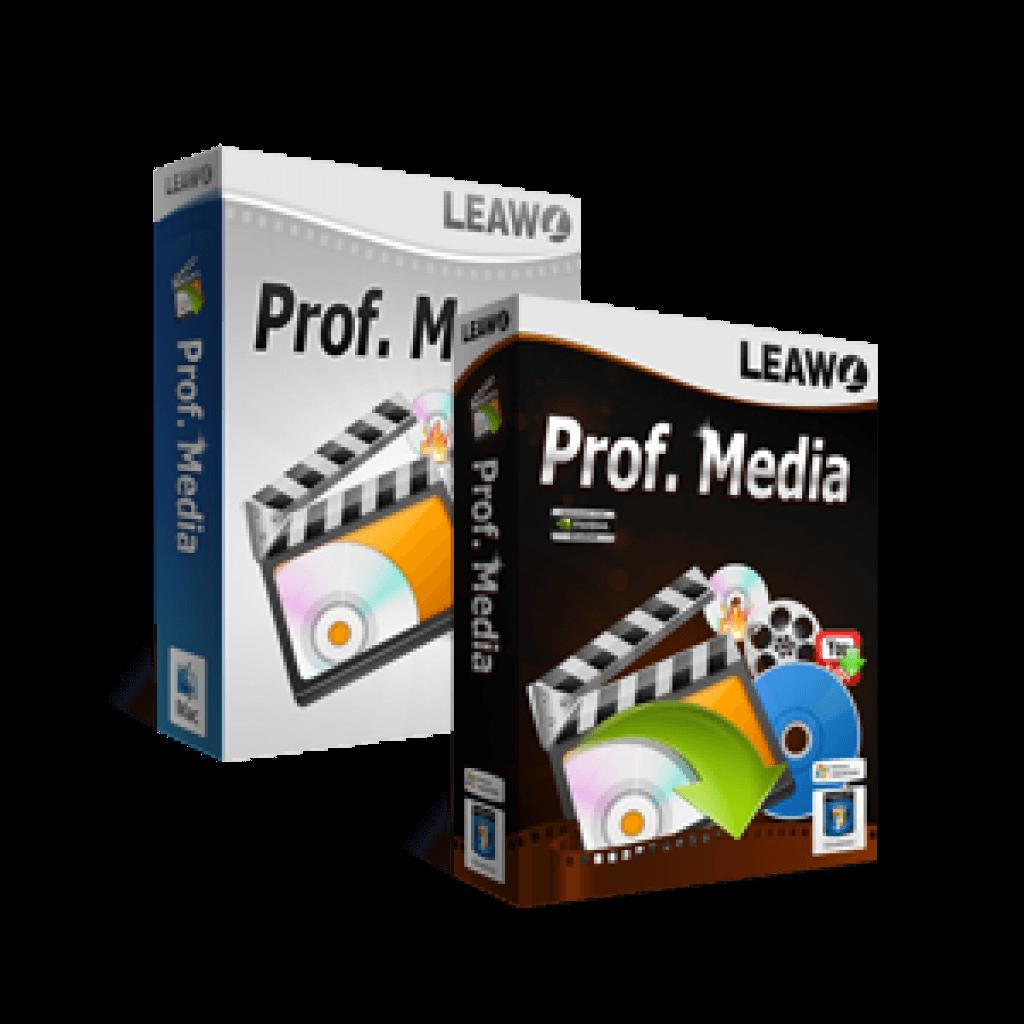 Leawo Prof. Media Serial Key