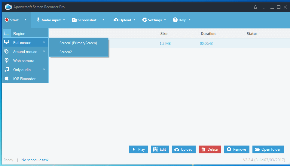 Apowersoft Screen Recorder Activation Code