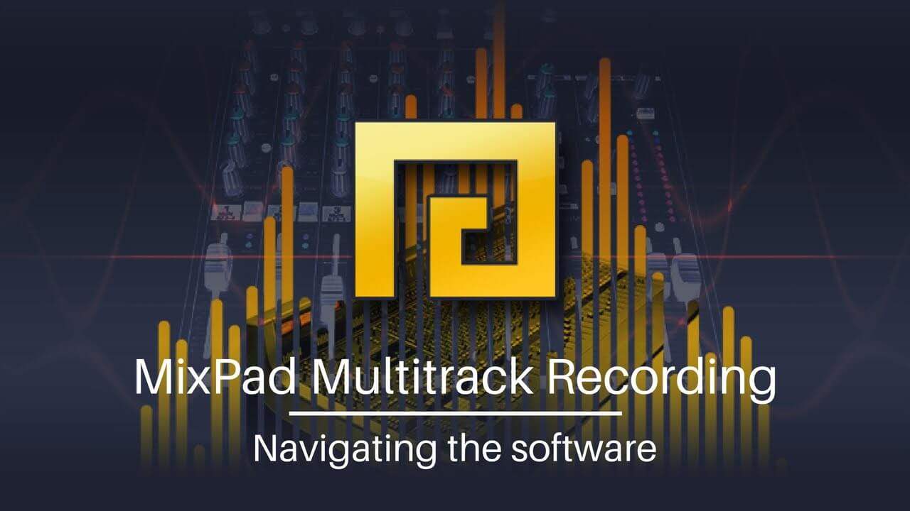 MixPad 6.16 Activation Code