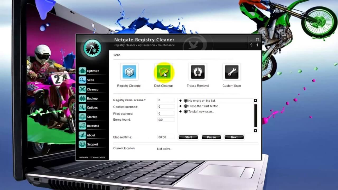NETGATE Registry Cleaner Patch