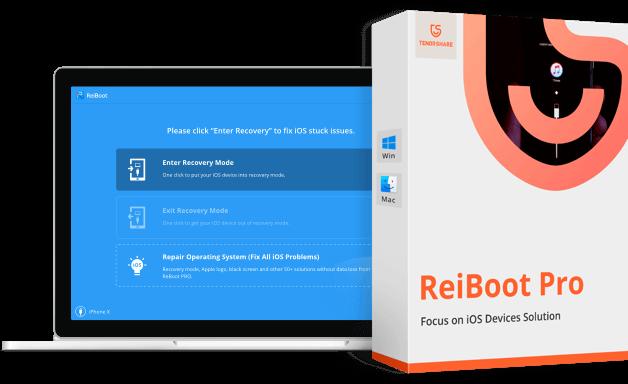 The Tenorshare ReiBoot Pro Registration Code