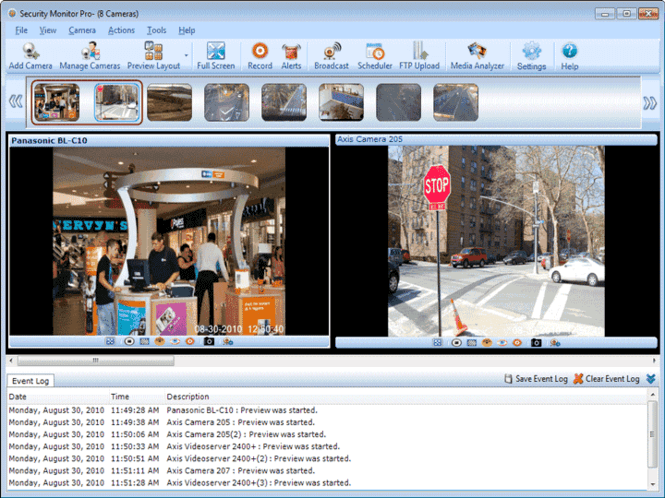 Security Monitor Pro 6 Patch