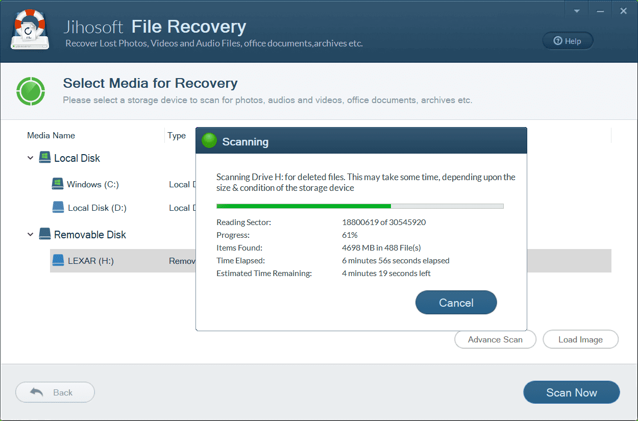 Jihosoft File Recovery Patch