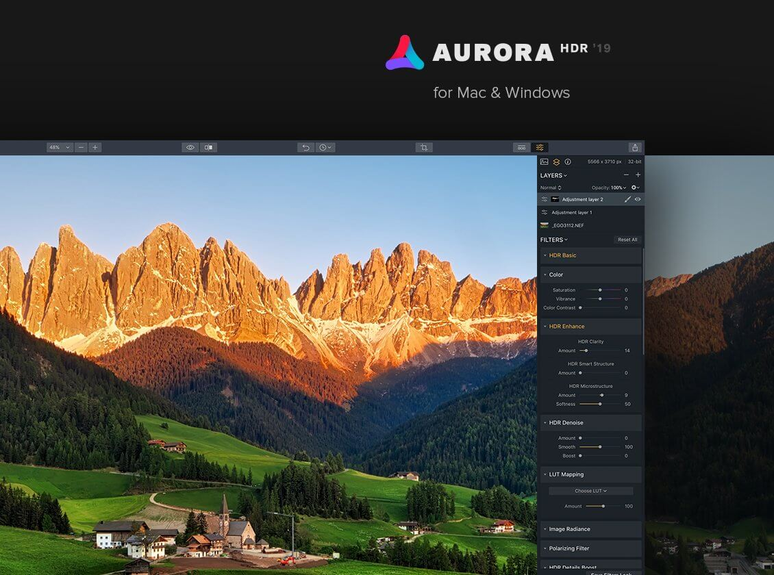 The Aurora HDR Pro License Number