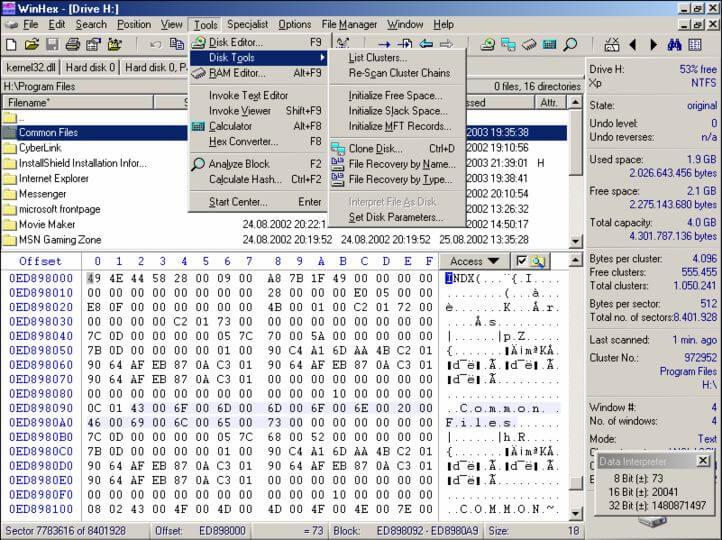WinHex Activation Code Download