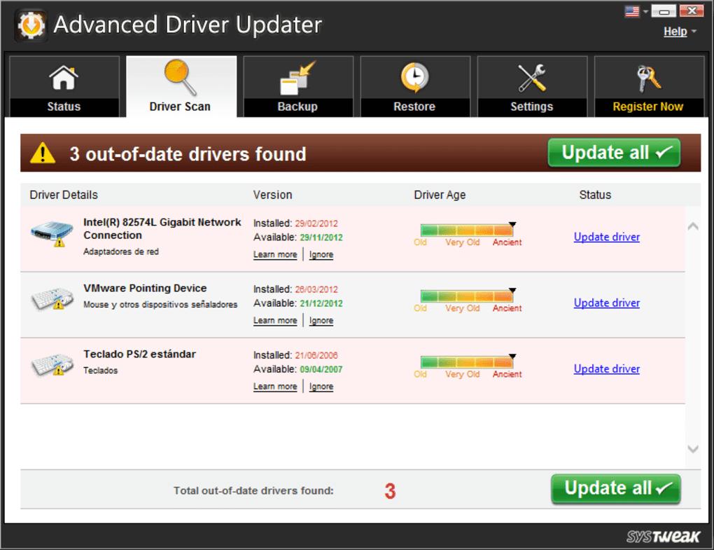 The Advanced Driver Updater Keygen